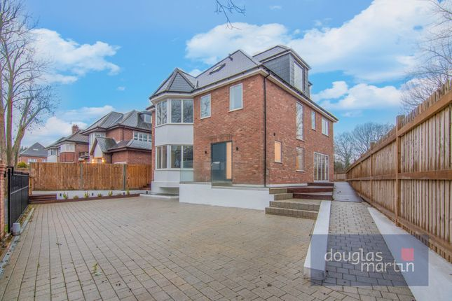 Thumbnail Detached house for sale in Ashley Lane, London