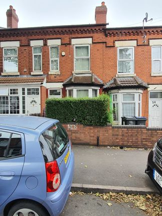 Thumbnail Terraced house for sale in Mansel Road, Small Heath Birmingham