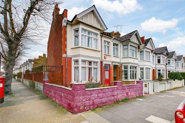 Thumbnail End terrace house for sale in Aldbourne Road, London