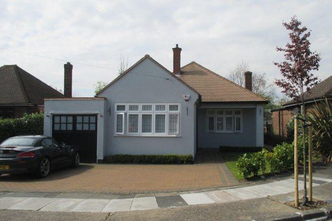 Thumbnail Bungalow to rent in Brook Close, Gidea Park