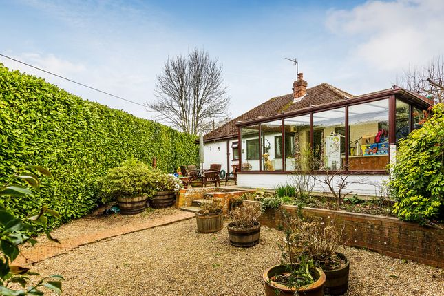 Thumbnail Detached bungalow for sale in Chafford Lane, Fordcombe