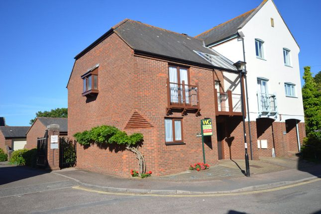 Thumbnail End terrace house for sale in Halyards, Topsham, Exeter