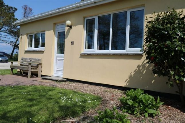 Thumbnail Bungalow to rent in Summercourt, Newquay