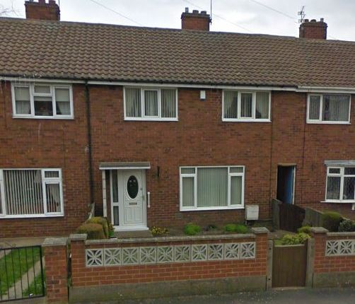 Thumbnail Terraced house for sale in Southfield Road, Thorne, Doncaster