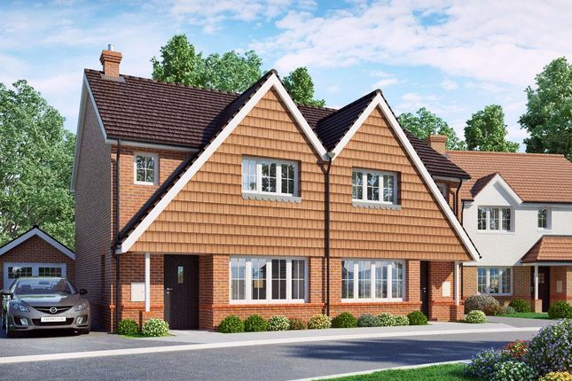 Thumbnail Semi-detached house for sale in Horam, Heathfield