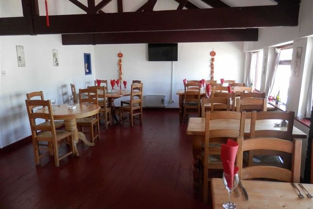 Restaurant/cafe for sale in Lilly's, Islington Wharf, Penryn, Cornwall