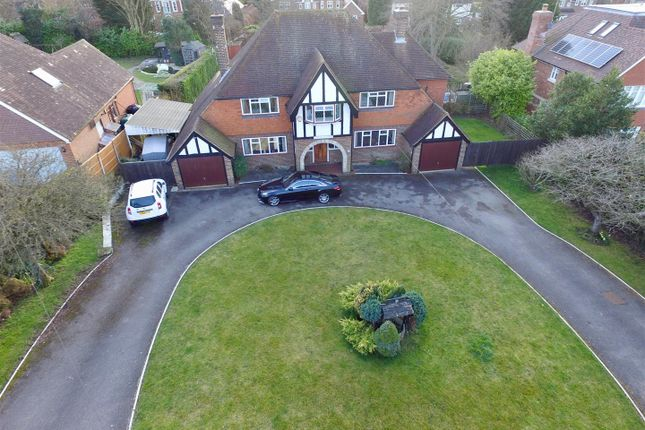 Thumbnail Detached house for sale in Ralliwood Road, Ashtead