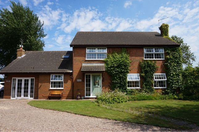 Thumbnail Detached house for sale in Tetney Lock Road, Tetney Lock, Grimsby