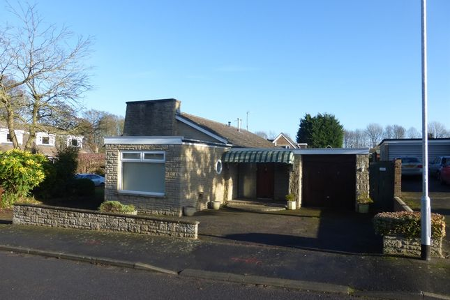 Thumbnail Detached bungalow for sale in Boughton Close, Corby