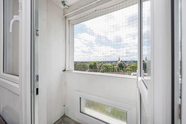 Balcony of Little Dimocks, London SW12