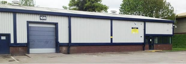 Thumbnail Light industrial to let in Unit 108, Coed Aben Road, Wrexham Industrial Estate, Wrexham