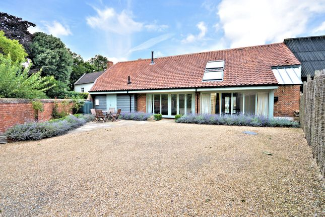 Thumbnail Barn conversion for sale in The Green, Freethorpe, Norwich