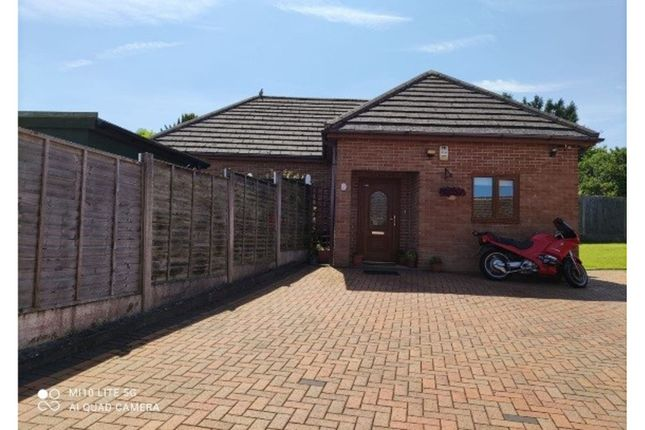 Thumbnail Detached bungalow for sale in Mill Close, Birmingham