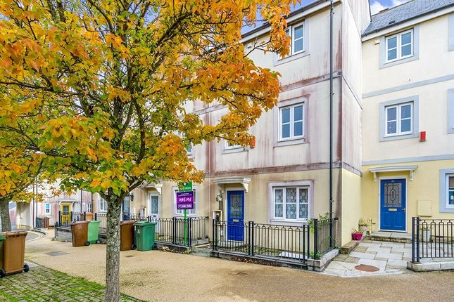 Thumbnail Terraced house for sale in Freedom Square, Freedom Fields, Plymouth