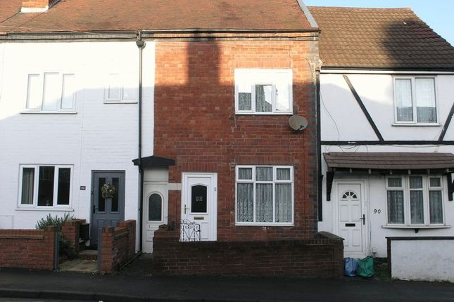 Thumbnail Terraced house for sale in Two Gates, Halesowen