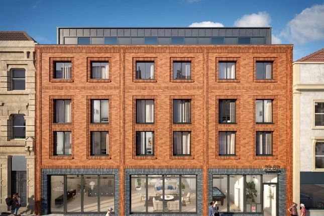 Thumbnail Flat to rent in West Street, St. Philips, 0Bx, Avon, England
