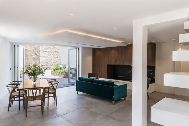 Thumbnail Town house for sale in Birdsong, Lycett Place, Becklow Road, London
