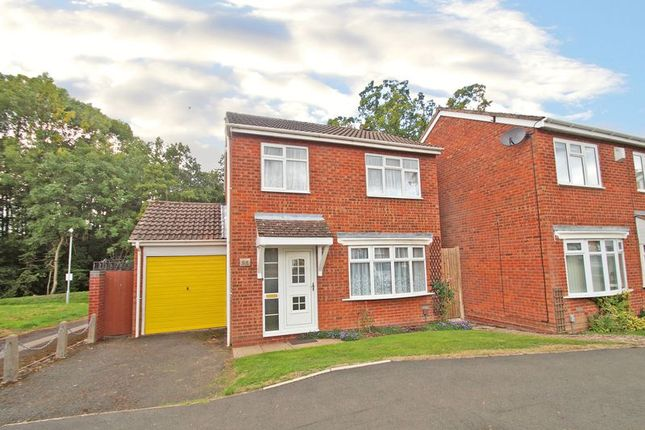 Thumbnail Detached house for sale in Cheswick Close, Redditch