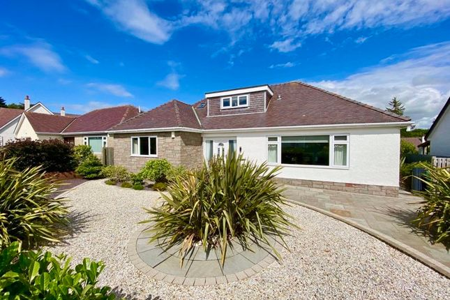 Thumbnail Detached house for sale in Longhill Avenue, Doonfoot, Ayr