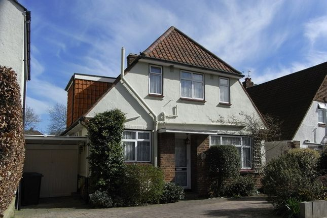 3 bed detached house for sale in Manor Road, Barnet