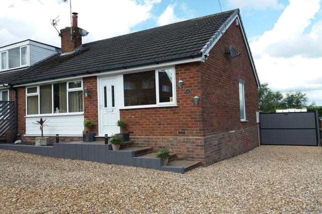 Thumbnail Bungalow for sale in Blythe Avenue, Meir Heath, Stoke-On-Trent