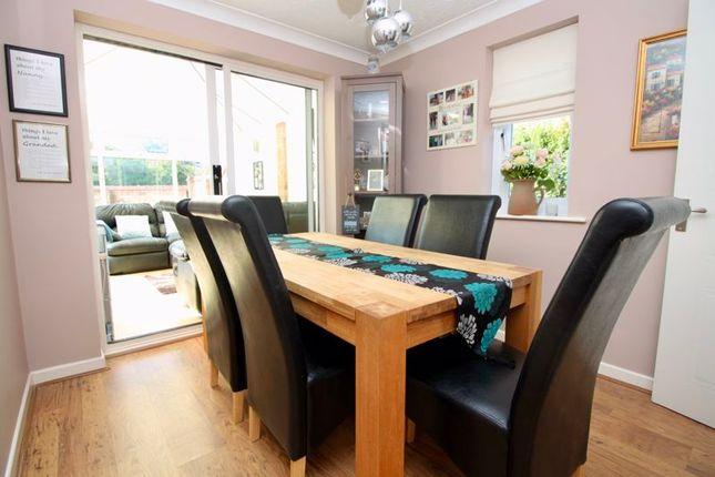 Dining Room of Mosaic Close, Southampton SO19