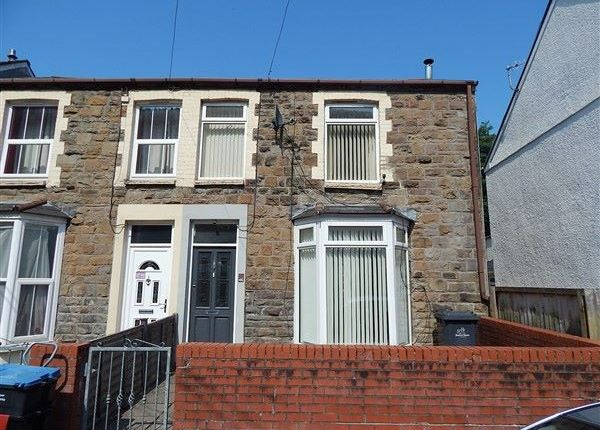 Thumbnail Semi-detached house for sale in Carlyle Street, Abertillery