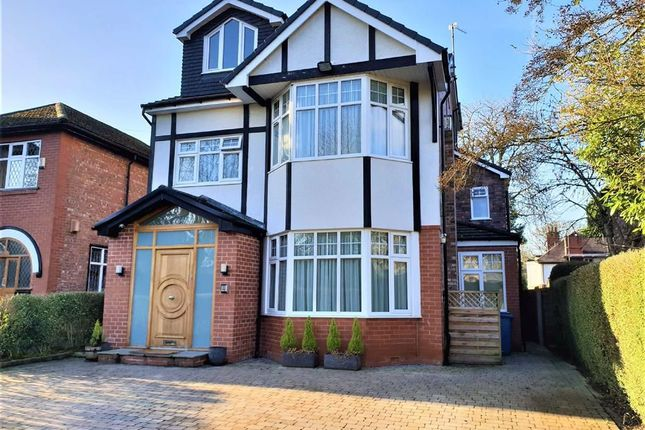 Thumbnail Detached house for sale in New Hall Avenue, Salford
