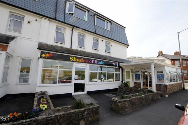 Thumbnail Commercial property to let in Burn View, Bude, Cornwall