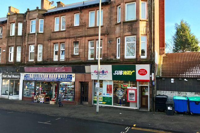 Thumbnail Flat for sale in Main Street, Baillieston