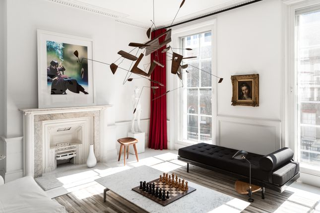 Thumbnail Terraced house for sale in Guilford Street, London