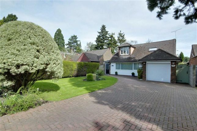 Thumbnail Bungalow for sale in Williams Way, Radlett, Hertfordshire