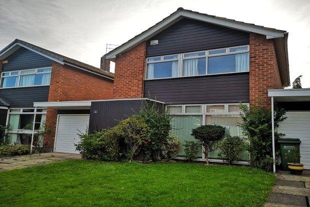 Thumbnail Semi-detached house to rent in Burnham Close, Cheadle Hulme, Cheadle