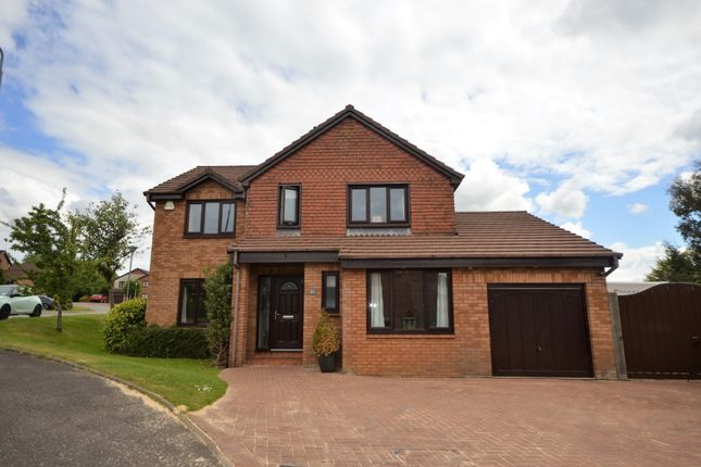 Thumbnail Detached house to rent in Macdonald Avenue, East Kilbride, South Lanarkshire