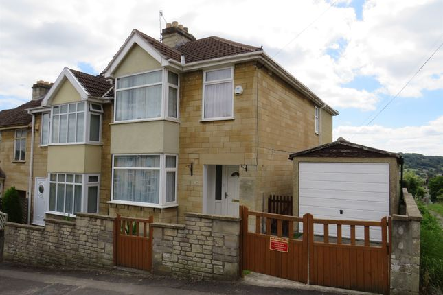 Thumbnail End terrace house for sale in Hampton View, Bath