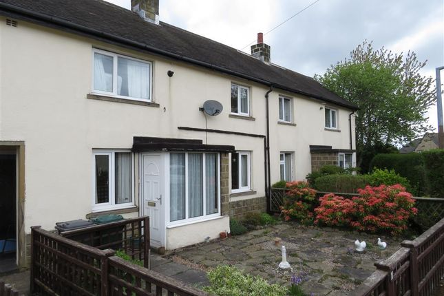 Thumbnail Terraced house to rent in Jos Way, Shepley, Huddersfield
