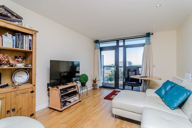 Thumbnail Flat for sale in Powell House, Enfield, London