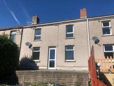 Thumbnail Terraced house for sale in Hillside Terrace, Llanhilleth