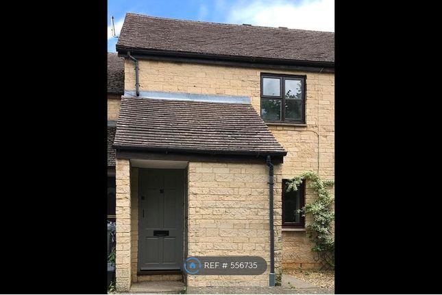Thumbnail Maisonette to rent in Manor Road, Witney
