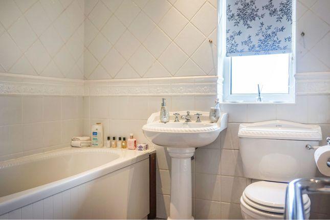 Bathroom of Spring View, Birtle, Bury BL9