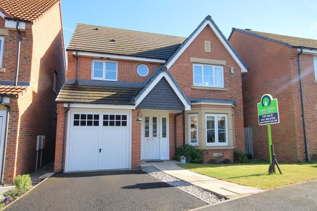 4 bed detached house for sale in Highfield Rise, Chester Le Street
