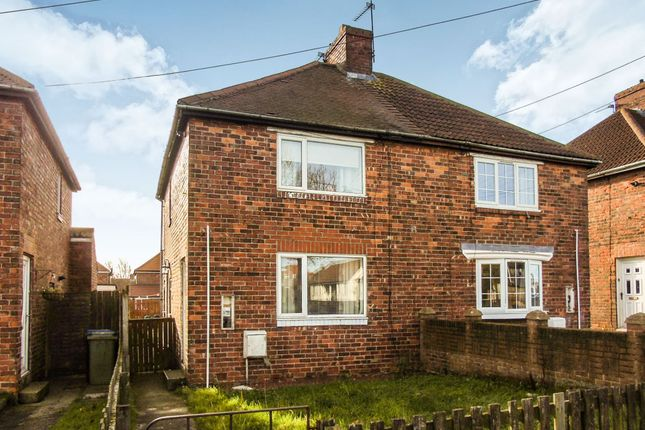 Thumbnail Semi-detached house to rent in A J Cook Terrace, Shotton Colliery, Durham