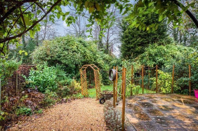 Garden of Fryern Close, Storrington, Pulborough, West Sussex RH20