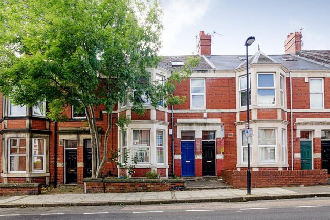 Thumbnail Maisonette to rent in Shortridge Terrace, Jesmond, Newcastle Upon Tyne