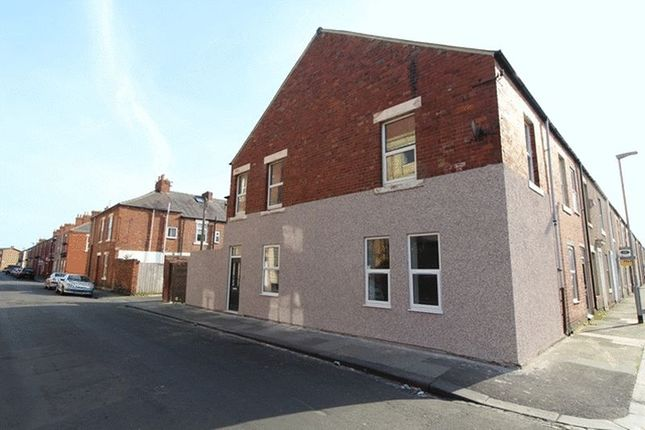 Thumbnail Terraced house to rent in Valleydale, Brierley Road, Blyth