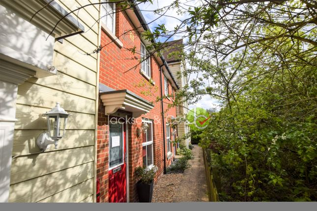 Thumbnail Terraced house to rent in Brinkley Grove Road, Mile End, Colchester