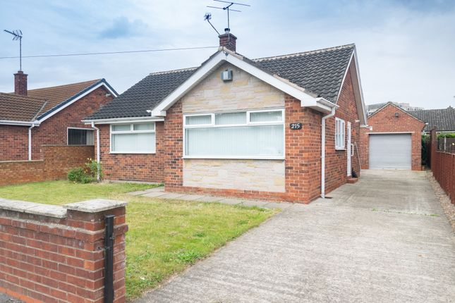 Thumbnail Detached bungalow for sale in Sandringham Road, Doncaster