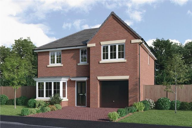 """Thumbnail Detached house for sale in """"The Maplewood"""" at Elm Avenue, Pelton, Chester Le Street"""