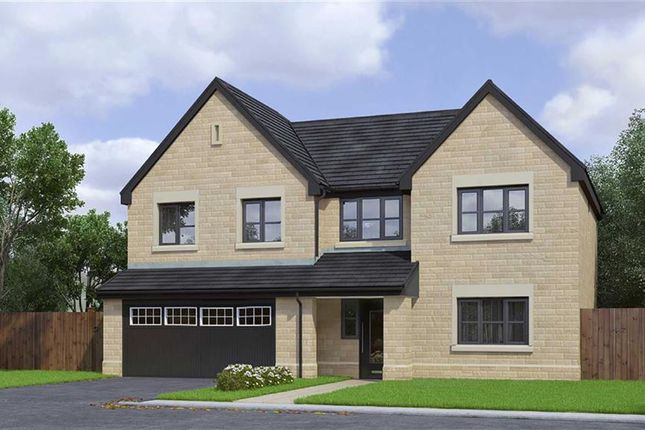 Thumbnail Detached house for sale in Oaklands Rise, Rossendale, Lancashire