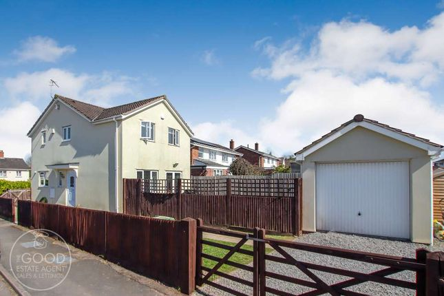 3 bed detached house for sale in Green Lane, Kingstone, Hereford HR2